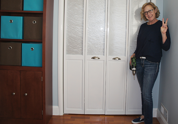 Chic Closet Doors for Less Than $150