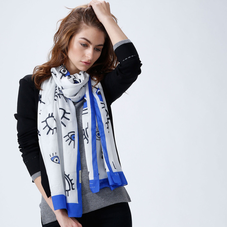 Modal Scarf - First Nations by VIDA VIDA Q05oleZ
